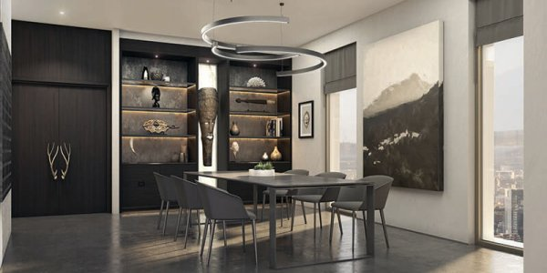 CITY PENTHOUSE  |  PRIVATE RESIDENT