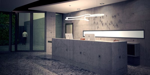 HOTEL RECEPTION  |  CLIENT: GHD FOR SAGE HOTEL
